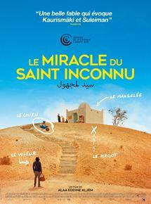 Affiche de Le Miracle du Saint Inconnu (2020)