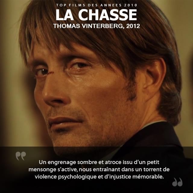 Top des années 2010 - La Chasse