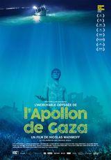 Affiche de L'Apollon de Gaza (2020)Affiche de L'Apollon de Gaza (2020)