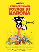 Affiche de L'Extraordinaire voyage de Marona (2020)