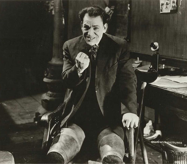 Lon Chaney Sr. dans The Penalty (1920)