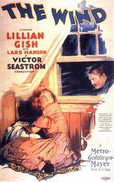 Affiche de Le Vent (1928)