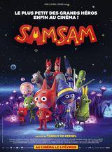 Affiche de SamSam (2020)