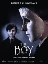 Affiche de The Boy : La malédiction de Brahms (2020)