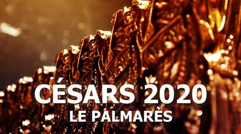 Césars 2020 - Le palmarès