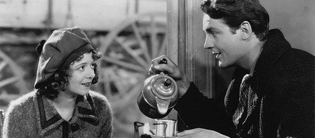 Janet Gaynor et Charles Farrell dans Lucky Star (1929)