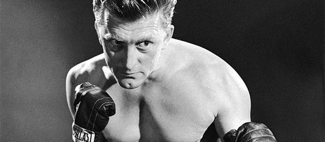 Kirk Douglas dans Champion (1949)