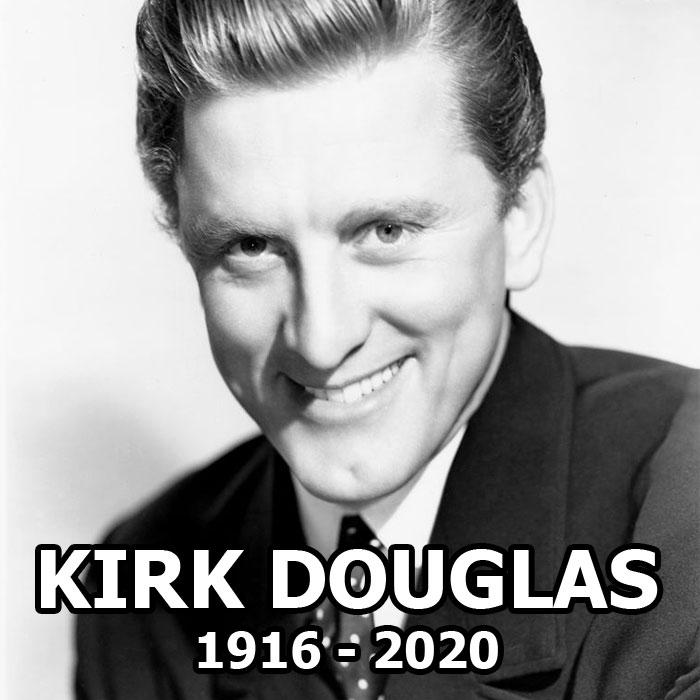 Kirk Douglas (1916 - 2020)