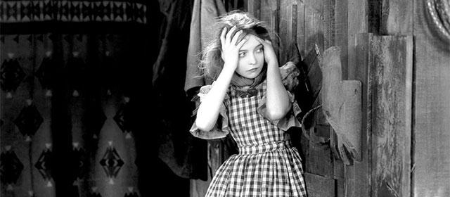 Lillian Gish dans Le Vent (1928)