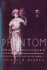 Affiche de Fantôme (1922)