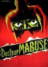 Affiche de Le Docteur Mabuse (1922)