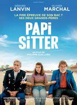 Affiche de Papi-Sitter (2020)