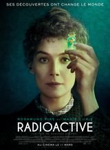 Affiche de Radioactive (2020)