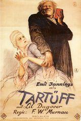 Affiche de Tartuffe (1926)