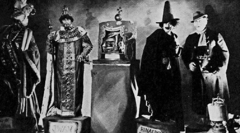 Le Cabinet des figures de cire (1924)