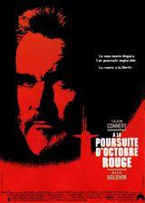 Affiche d'À la poursuite d'Octobre rouge (1990)