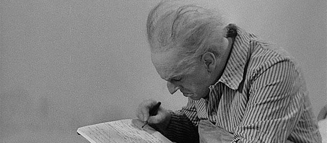Rudolf Klein-Rogge dans Le Testament du Docteur Mabuse (1933)
