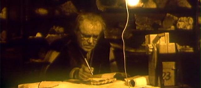 Lettres d'un homme mort (1986)