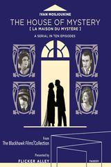 Affiche de La Maison du mystère (1923)