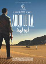 Affiche d'Abou Leila (2020)