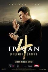 Affiche d'Ip Man 4 : Le Dernier Combat (2020)