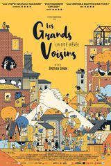 Affiche de Les Grands Voisins, la cité rêvée (2020)