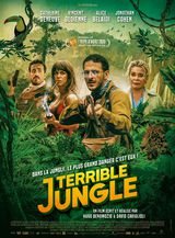 Affiche de Terrible Jungle (2020)