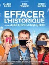Affiche d'Effacer l'historique (2020)