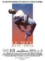 Affiche de Lil Buck Real Swan (2020)