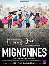 Affiche de Mignonnes (2020)