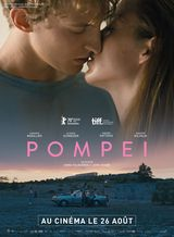 Affiche de Pompei (2020)
