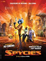 Affiche de Spycies (2020)