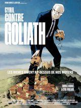 Affiche de Cyril contre Goliath (2020)