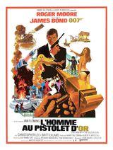 Affiche de L'Homme au pistolet d'or (1974)
