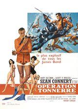 Affiche d'Opération Tonnerre (1965)