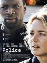 Affiche de Police (2020)
