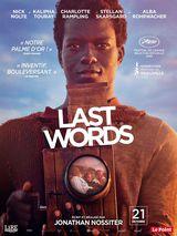 Affiche de Last Words (2020)