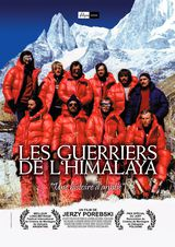 Affiche de Les Guerriers de l'Himalaya (2020)