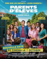 Affiche de Parents d'élèves (2020)