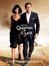 Affiche de Quantum of Solace (2008)