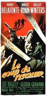 Affiche du Coup de l'escalier (1959)