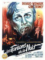 Affiche des Forbans de la nuit (1950)