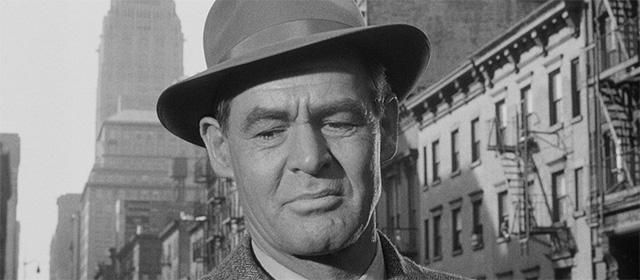 Robert Ryan dans Le Coup de l'escalier (1959)