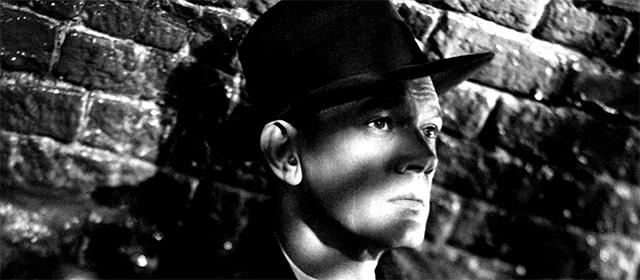 Joseph Cotten dans Le Troisième Homme (1949)