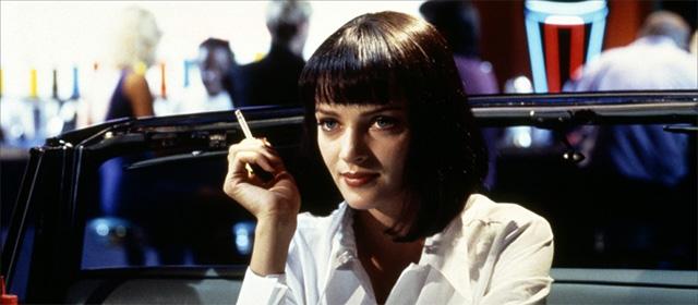 Uma Thurman dans Pulp Fiction (1994)