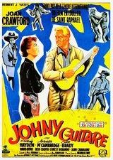 Affiche de Johnny Guitare (1954)