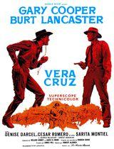 Affiche de Vera Cruz (1954)