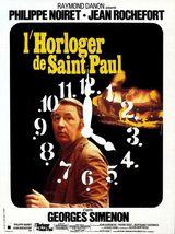 Affiche de L'Horloger de Saint-Paul (1974)