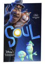 Affiche de Soul (2020)
