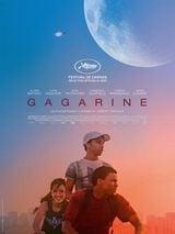 Affiche de Gagarine (2021)